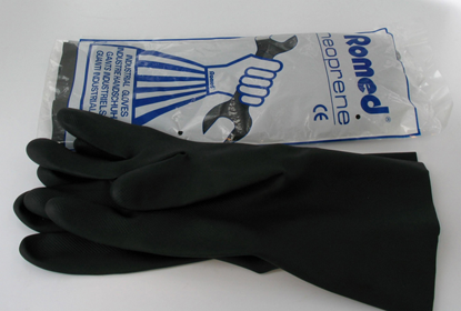Picture of NEOPRENE INDUSTRIAL-HEAVY DUTY SMALL (PAIR)