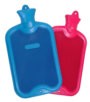 Picture of HOT WATER BOTTLE CORONATION 2000CC BOTH SIDE RIBBED