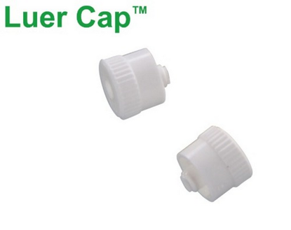 Picture of LUER CAPS WHITE MEDIKIT