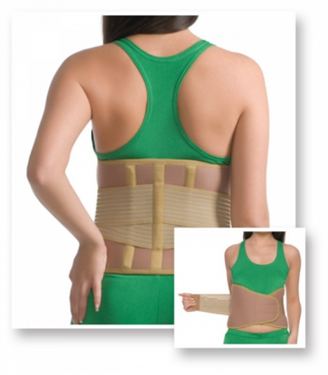Picture of ORTHOPEDIC SUPPORT HEATING WITH STAYS 3041 XS/S