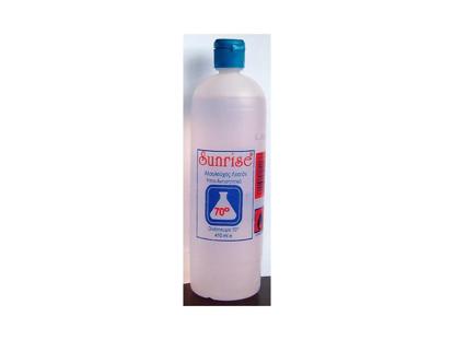 Picture of Sunrise Αλκοολούχος Λοσιόν 70ο 410 ml