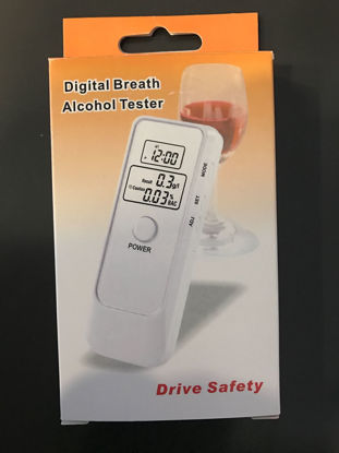 Picture of DIGITAL ALCOHOL TEST AN04