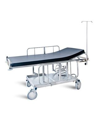 Picture of PATIENT STRETCHER – HYDRAULICALLY HEIGHT ADJUSTABLE – D-05 | D-06