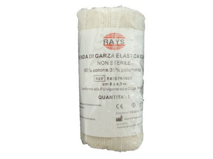 Picture of ELASTIC BANDAGE IDEAL TYPE 8CMX4,5M