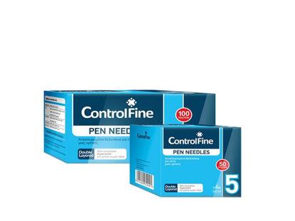 Picture of Control Fine Βελόνα για πένα Ινσουλίνης 5-31 50τεμ.