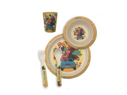Picture of BABY DISH SET ICOBABY 4075 CARS