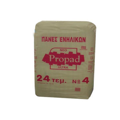 Picture of DIAPERS FOR  ADULTS PRΟΡΑD ΝΟ 4/ 24pcs