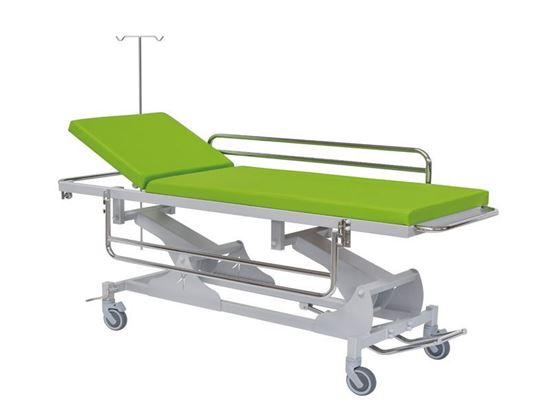 Picture of URGENCIES STRECHER TROLLEY INMOCLINC 10005