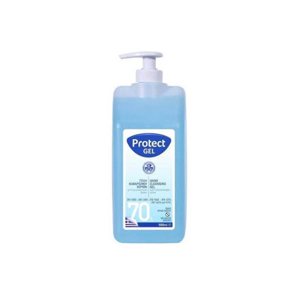 Picture of HAND DISINFECTANT PROTECT GEL 70% 1000ML